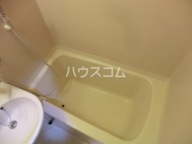 ベルポート八幡山 101号室の風呂