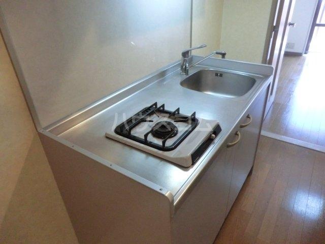 クレセールオギクボ 201号室のキッチン