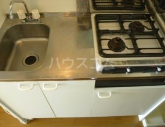 アムール上福岡 107号室のキッチン