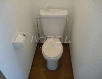 アムール上福岡 107号室のトイレ