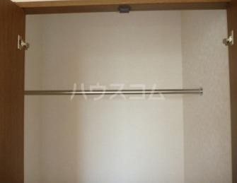 アムール上福岡 107号室の収納