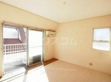 柴田マンション 302号室のベッドルーム