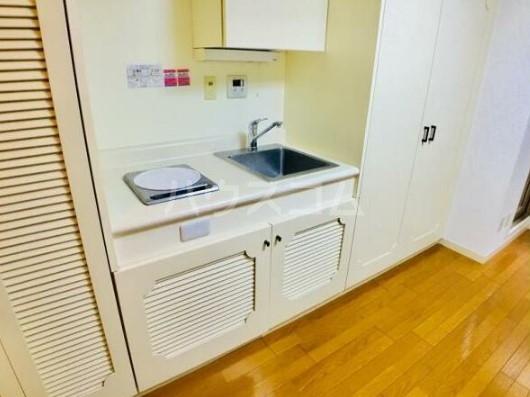 落合ミュージックハイム 106号室のキッチン