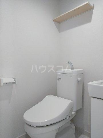 キュステ 101号室のトイレ