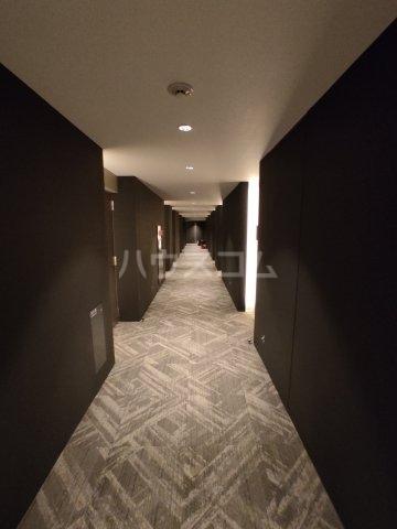 ブランシエスタ糀谷 201号室のロビー