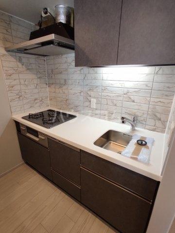 ブランシエスタ糀谷 201号室のキッチン