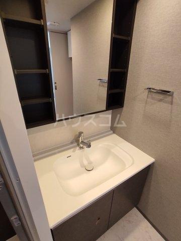 ブランシエスタ糀谷 201号室の洗面所