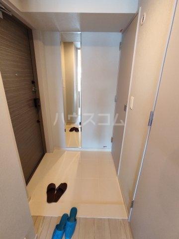 ブランシエスタ糀谷 201号室の玄関
