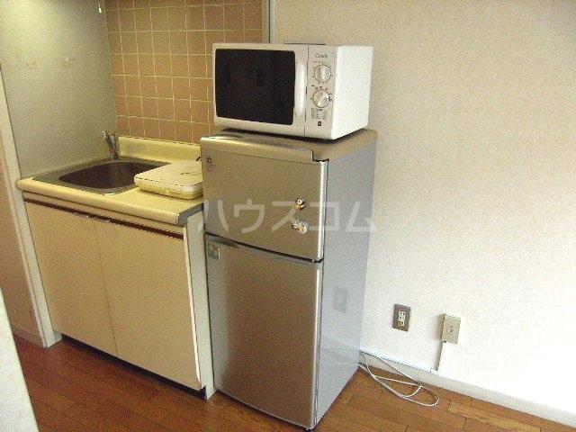 メゾン・ド・ノア天神町 507号室のキッチン