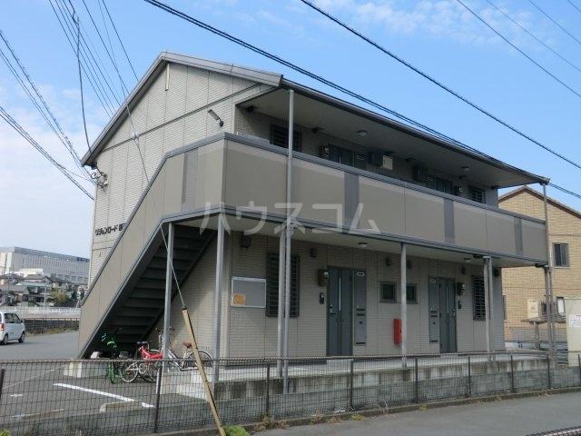 リジョンロード加茂川の外観