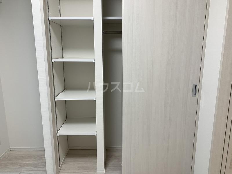 ガーラ・グランディ武蔵小杉 107号室の収納