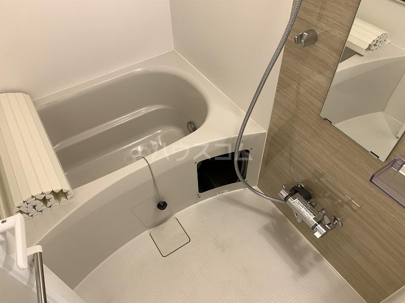 ガーラ・グランディ武蔵小杉 107号室の風呂