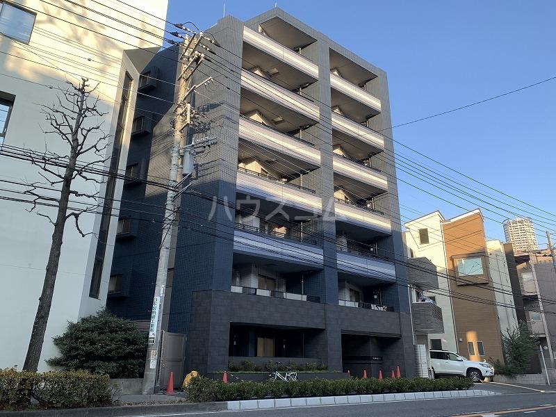 ガーラ・グランディ武蔵小杉 107号室の外観