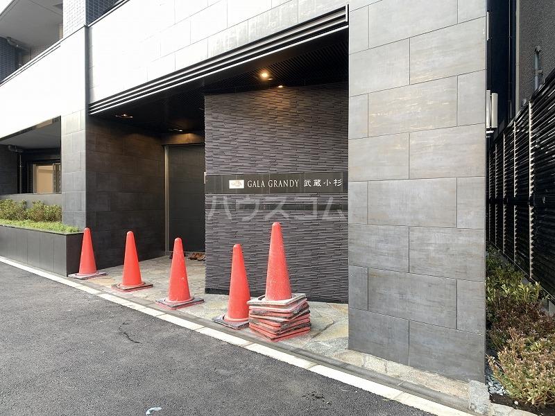 ガーラ・グランディ武蔵小杉 107号室のエントランス