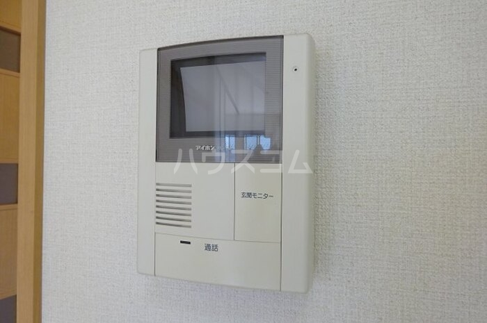 グランパパⅢ 202号室のセキュリティ