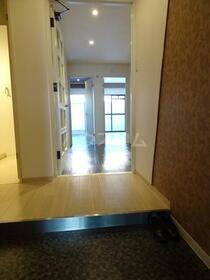 オーク岸和田 202号室の玄関