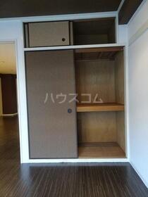 オーク岸和田 202号室の収納