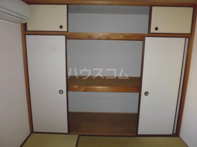 アンブラッセ 202号室の収納