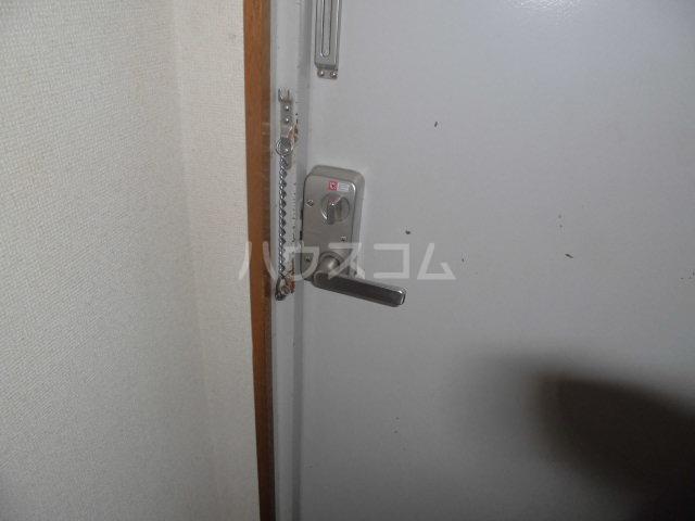 フレクションひばりヶ丘 202号室のセキュリティ