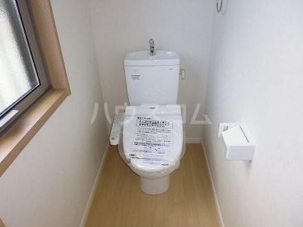 リバーサイド陽だまりのトイレ