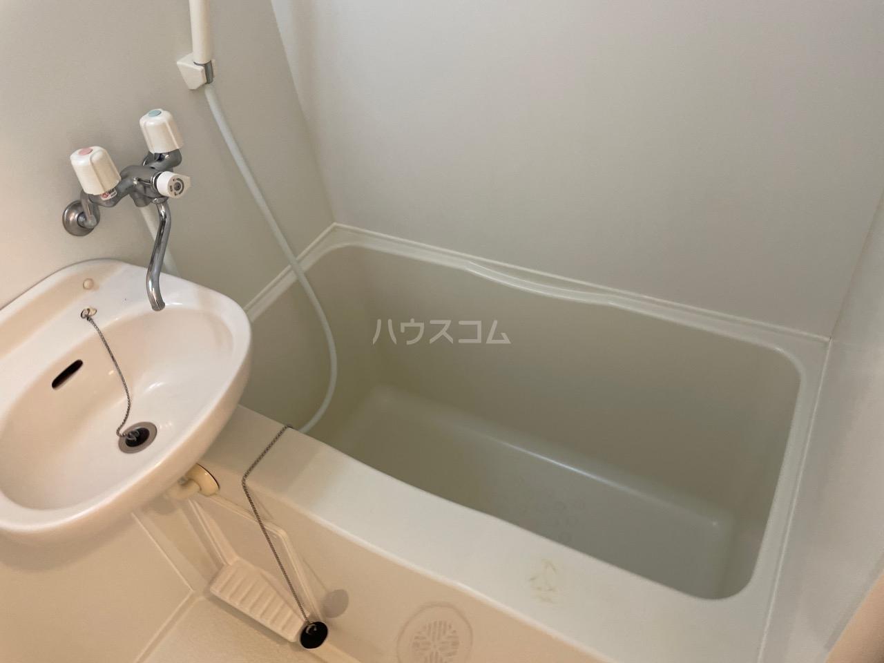 ヒルスミキ上倉田 101号室のキッチン