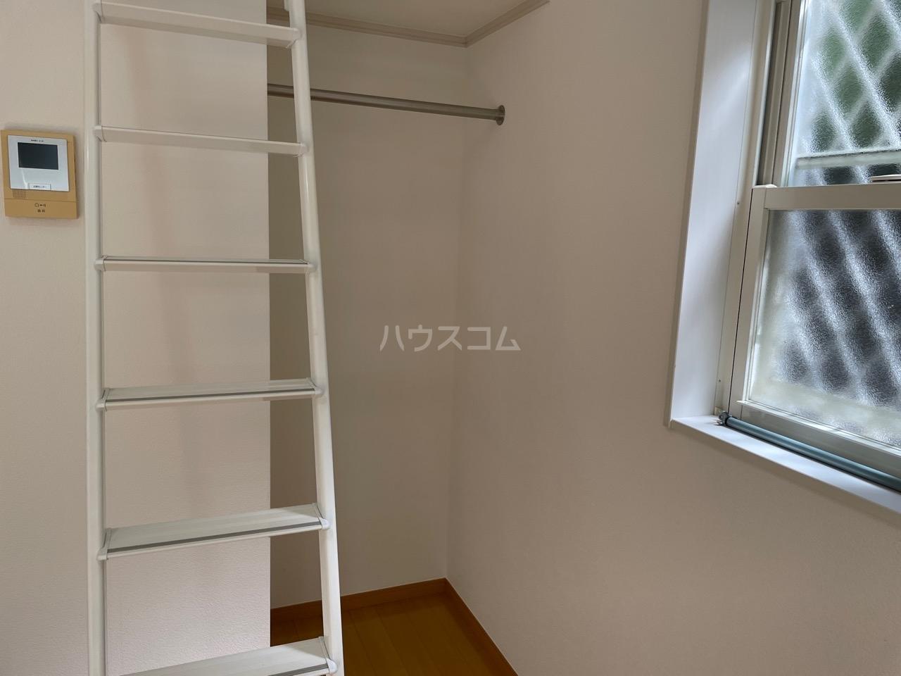 ヒルスミキ上倉田 101号室の景色