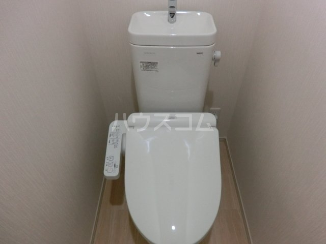PRIMALE今池 102号室のトイレ