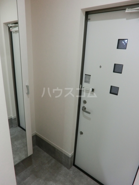 PRIMALE今池 102号室の玄関
