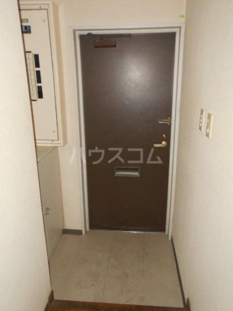 メイクホーム葛西 701号室の玄関
