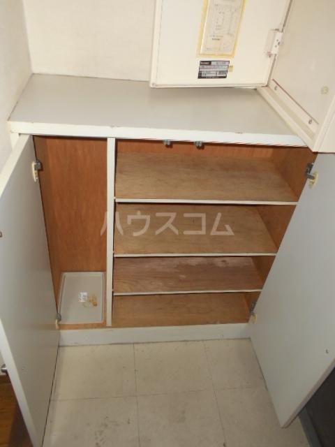 メイクホーム葛西 701号室の収納