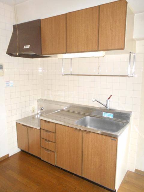 メイクホーム葛西 701号室のキッチン