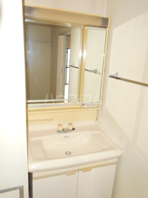 メイクホーム葛西 701号室の洗面所