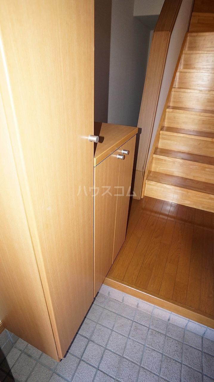 スタンドヒル 2000 B 02010号室の玄関