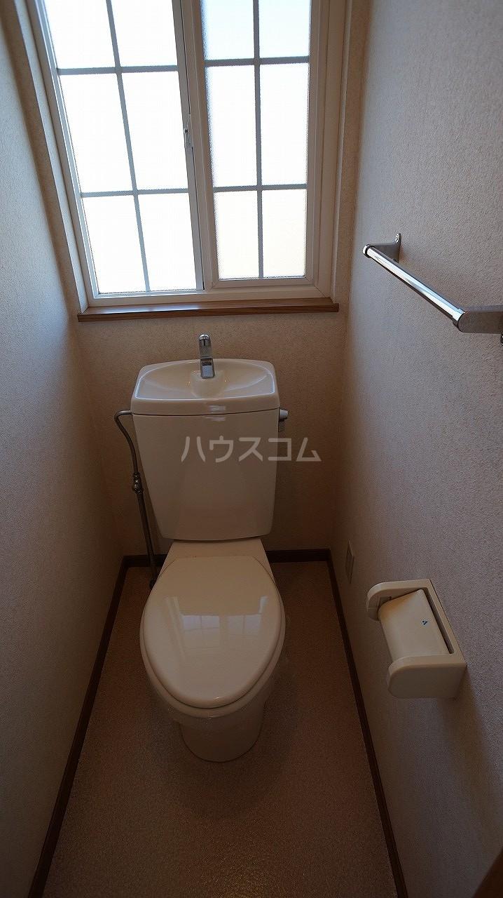スタンドヒル 2000 B 02010号室のトイレ
