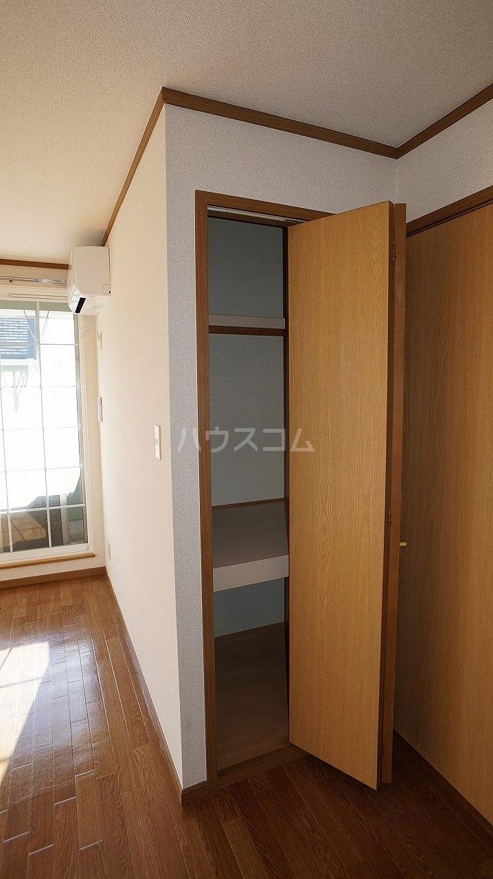 スタンドヒル 2000 B 02010号室の収納