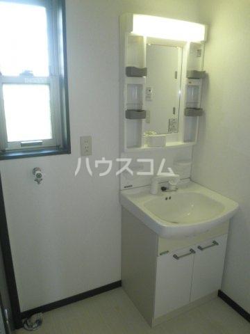 メゾントレゾアの洗面所