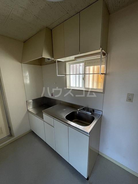 プチメゾン浦和 106号室のキッチン