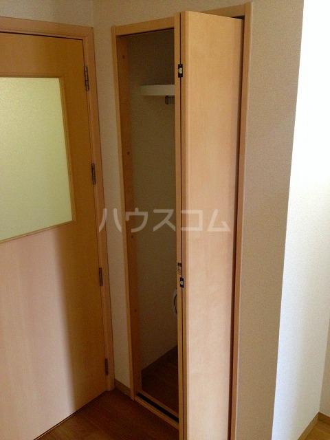 C'pac三河豊田 306号室の収納