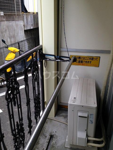 C'pac三河豊田 306号室のバルコニー