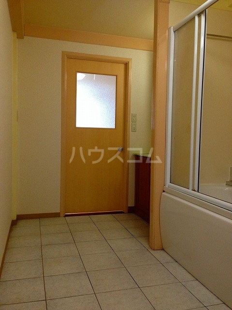 C'pac三河豊田 306号室のロビー