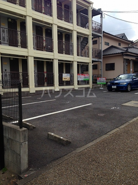 C'pac三河豊田 306号室の駐車場