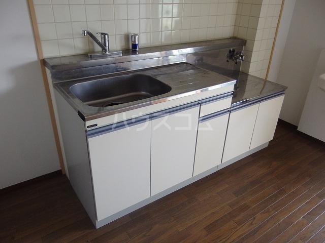 西東ハイツ南野 203号室のキッチン