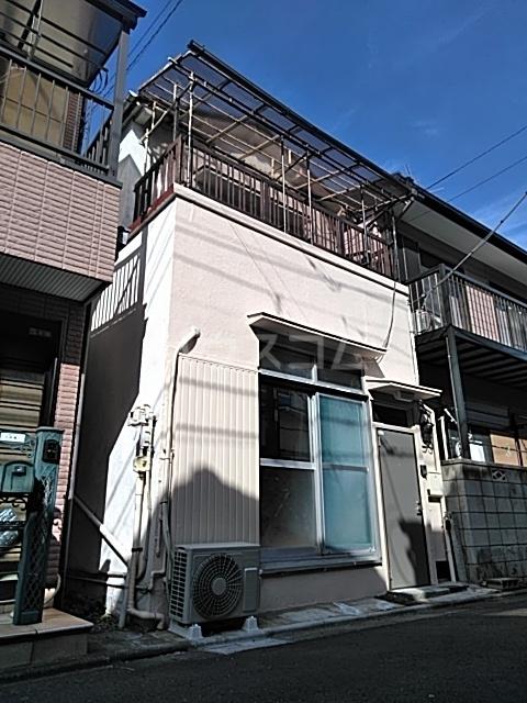 北篠崎戸建の外観
