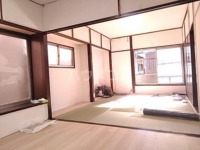 北篠崎戸建の居室