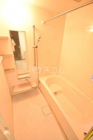 川越市岸町3丁目貸家の風呂