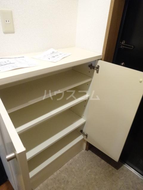コラール158 401号室の収納