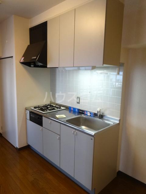 コラール158 401号室のキッチン