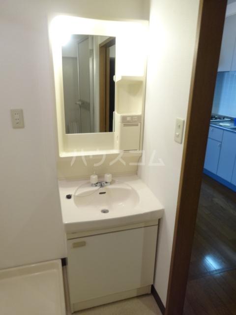 コラール158 401号室の洗面所