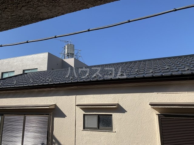 永友荘 202号室の設備