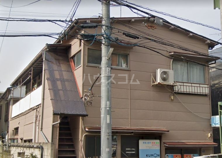 永友荘 202号室の外観